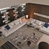 En Güzel Geniş Oturma Odası Tasarımları