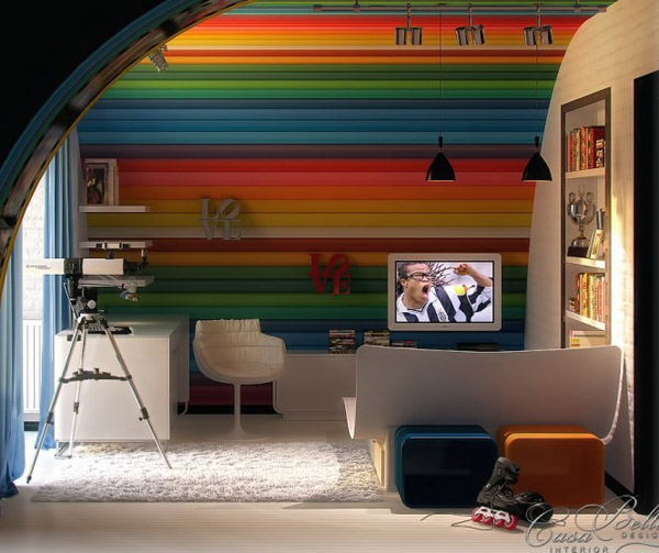 2Rainbow-wall-kids-room-decor-665x558