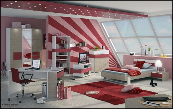 3D-Teen-Room-by-FEG1