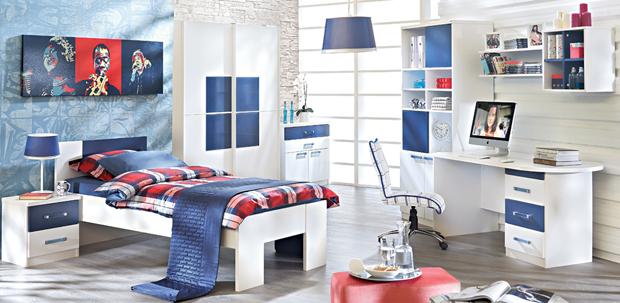 Spirit Mavi Yeni Nesil Odası