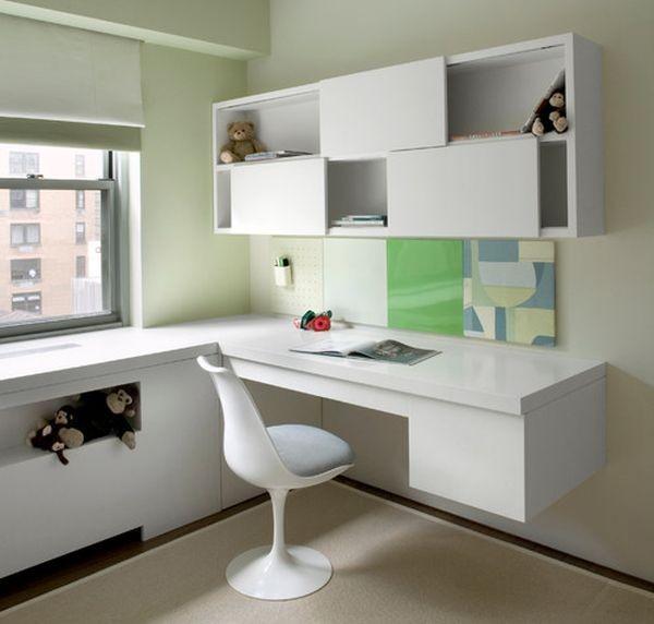 En güzel 29 Çocuk Odası Çalışma Masası  Mobilya Günlüğü 600 x 572