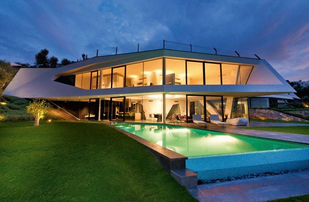 Bodrumda l ks evler hebil 157 evler ayta mimarl k Best small house designs in the world
