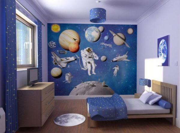 Mavi Renkli 30 Erkek Genc Odasi Ve Erkek Cocuk Odasi Dekorasyonu