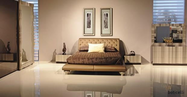boticelli yatak odasi