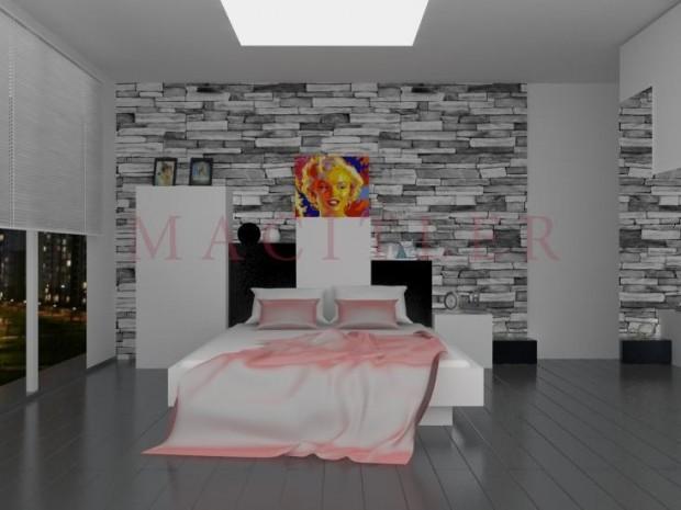 Newyork Yatak Odası