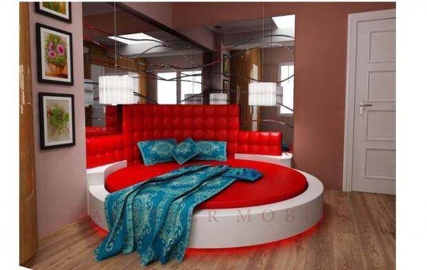 Rotundate Yatak Odası
