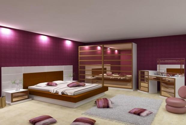 Wenna Yatak Odası