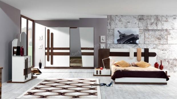 berke Alyans Modern Yatak Odası Takımı