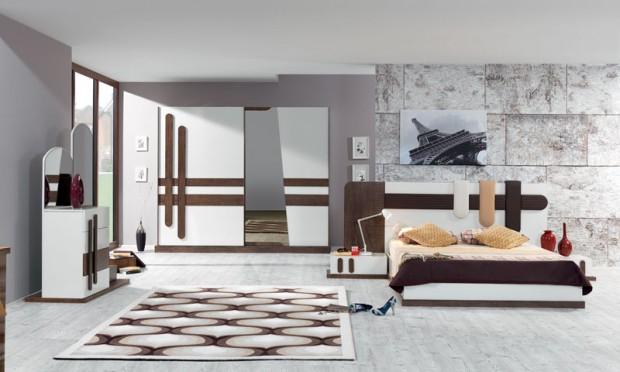 evmoda Afra Modern Yatak Odası