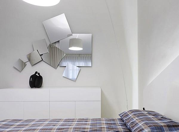 İtalyan Yatak Odası Tasarımı
