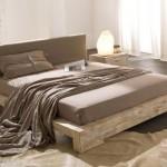 bambu masif yatak odası