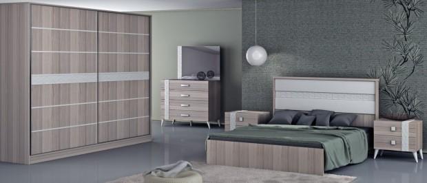 Aqua Yatak Odası