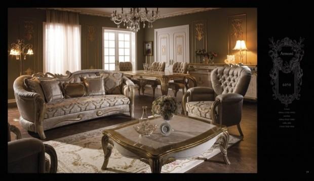 armoni  Klasik Oturma Odası