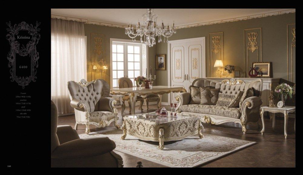 Kasr 14 kristina Klasik Oturma Odası - Mobilya Günlüğü