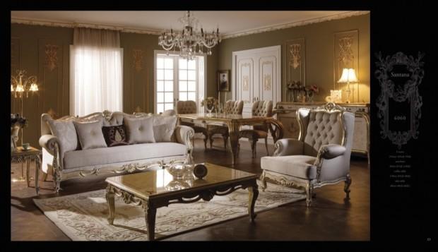 santana  Klasik Oturma Odası
