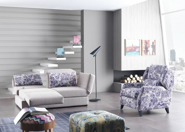 polo Modern Oturma Odası