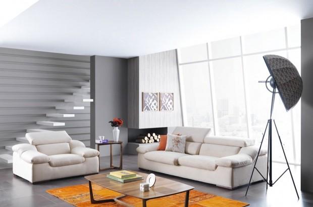 alaska Modern Oturma Odası