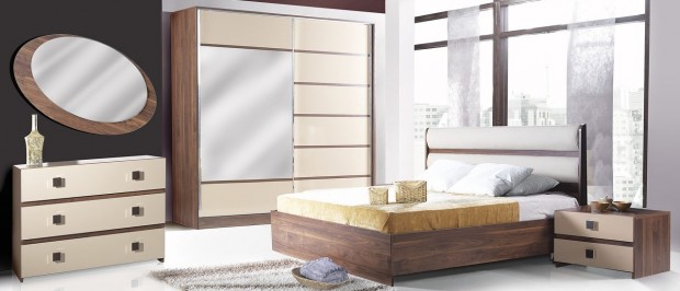 Toskano Yatak Odası