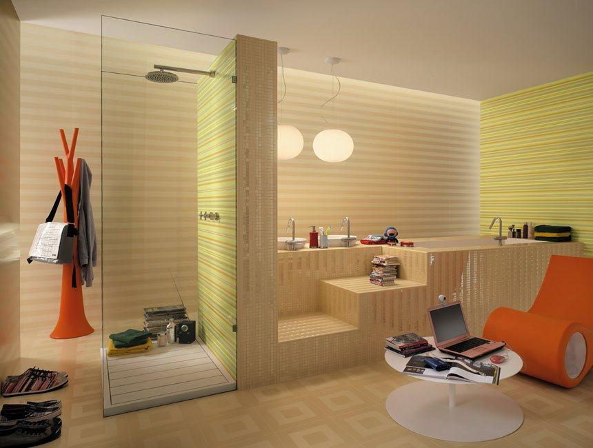 Modern Banyo Tasarımı
