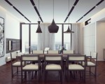 Modern Yemek Odası