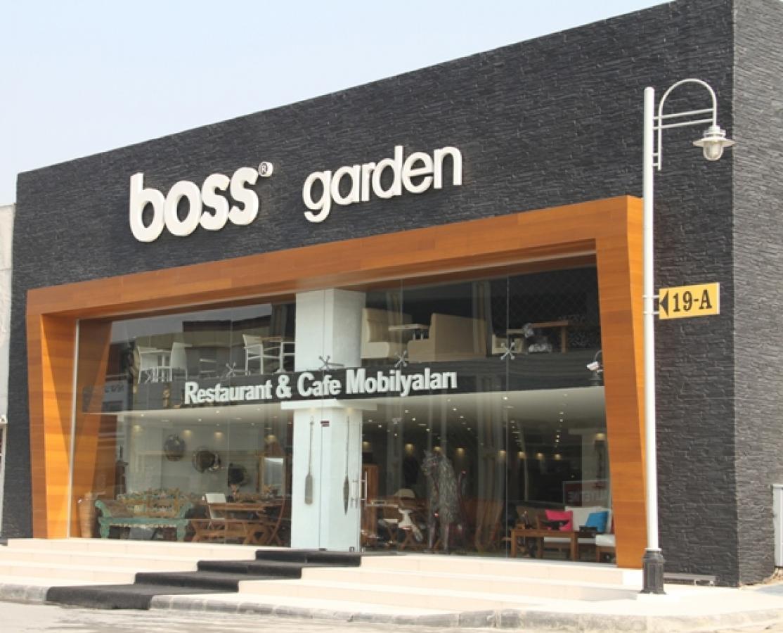 Bossgarden Bahçe Mobilyaları