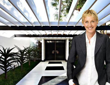 Ellen DeGeneres'in Evi