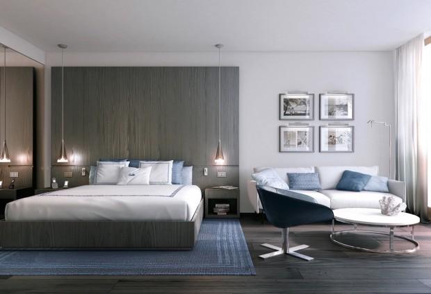 En Şık Yatak Odası Modelleri