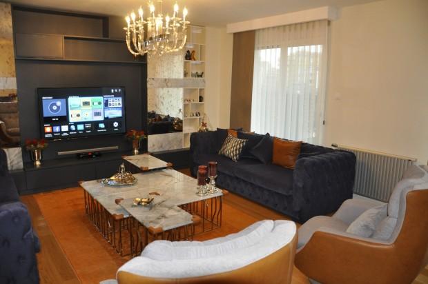 001 620x412 En Güzel Ev Dekorasyonları