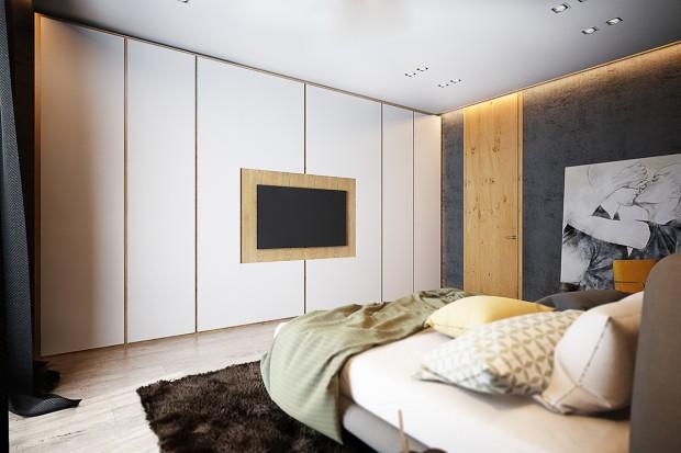 Modern Ekolojik Bir Yatak Odası