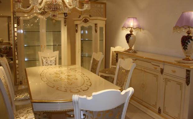 Elena Klasik Yemek Odası_2