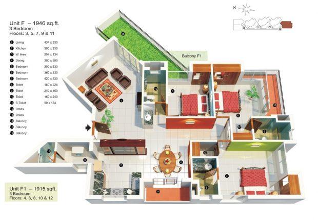 3-yatak-odali-ev-projesi-26